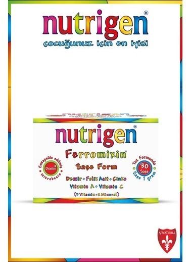 Nutrigen Nutrigen Ferromixin Saşe Form 30 Saşe Renksiz